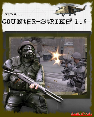 Counter Strike 1.6 Portable 65 MB. ( Deathmatch + Bot + Maps ) Counters409677