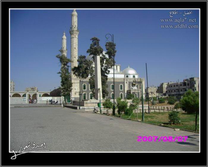 مشاهد من مدينة حمص في سوريا  313890010