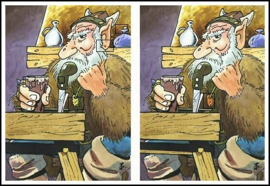 اوجد الاختلافات بين الصورتين - صفحة 4 100485125