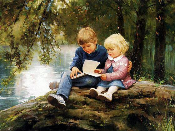 لوحات مميزه لرسامين عالميين 446606189
