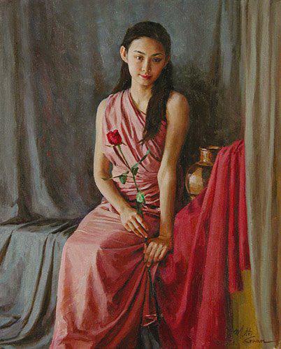 لوحات مميزه لرسامين عالميين 550420484