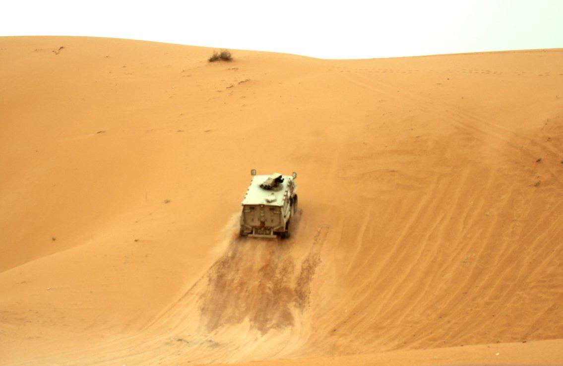 المعجزة السعودية المدرعة Al-Masmak فخر الصناعة العربية ! - صفحة 3 535538732