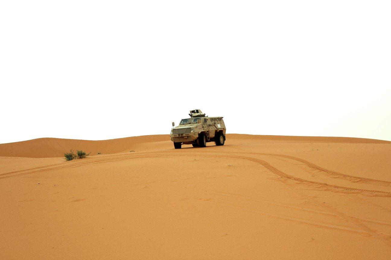 المعجزة السعودية المدرعة Al-Masmak فخر الصناعة العربية ! - صفحة 3 618443948