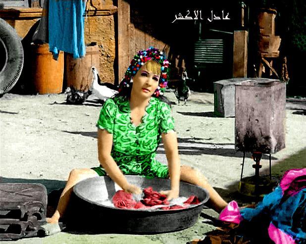 صور الفنانة شادية زمااااااااااان بالوان عادل الاكشر  279295214