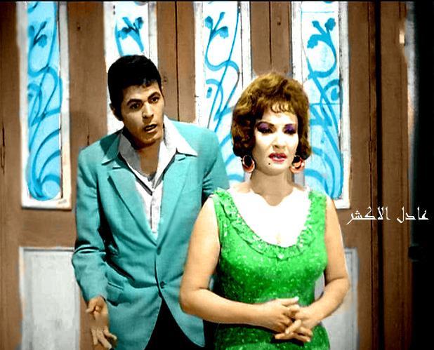 صور الفنانة شادية زمااااااااااان بالوان عادل الاكشر  673662575