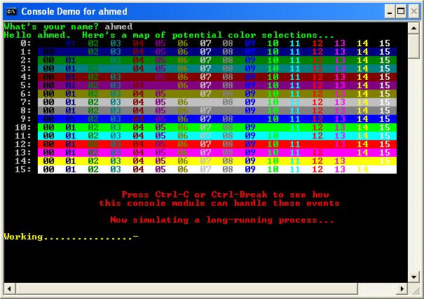 [VB6] إنشاء التطبيقات غير الرسومية Console Application من خلال الفجوال بيسك 6 524121832