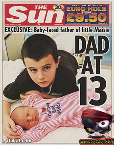 حكاية أصغر أب في العالم 963079472