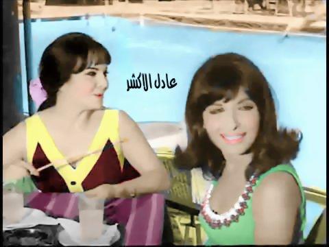 صور الفنانة شادية زمااااااااااان بالوان عادل الاكشر  - صفحة 5 836493475