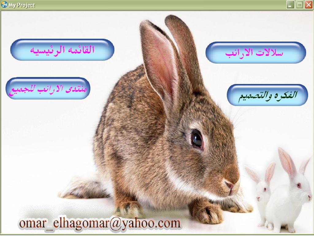 الأرانب - المكتبه الشامله لامراض الارانب وطرق علاجها اسطوانة حصريه لمنتدى الأرانب للجميع  361946839