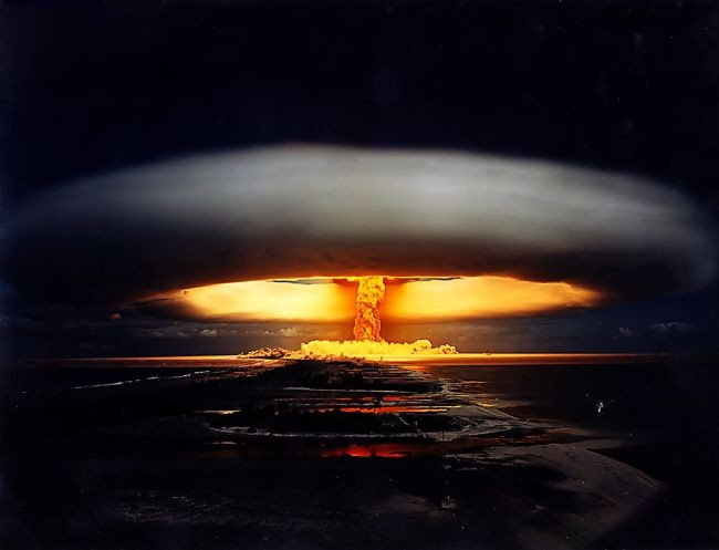 رغم انهيار الاتحاد السوفيتي الا ان امريكا لا تزال تستعد للحرب النووي 250850