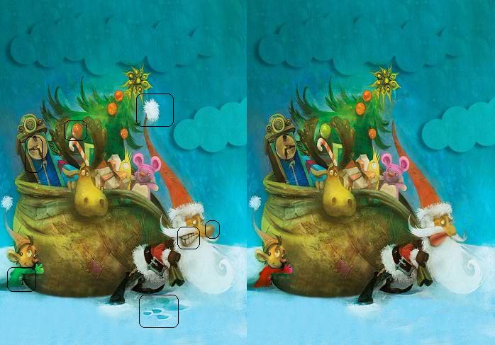 اوجد الاختلافات بين الصورتين - صفحة 3 353162203