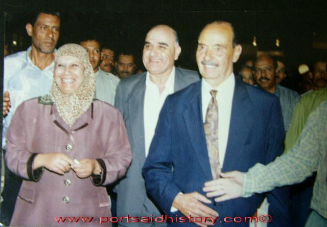 للقاء الحصري لموقع تاريخ بورسعيد مع العميد يسري عمارة آسر عساف ياجوري 394849084
