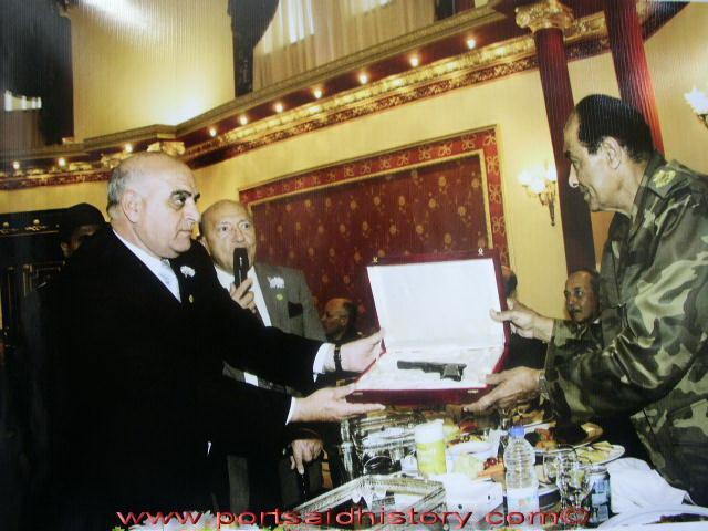 للقاء الحصري لموقع تاريخ بورسعيد مع العميد يسري عمارة آسر عساف ياجوري 571716310