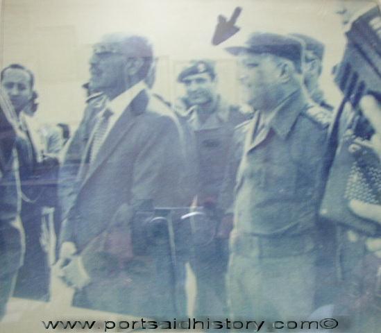 للقاء الحصري لموقع تاريخ بورسعيد مع العميد يسري عمارة آسر عساف ياجوري 588759503