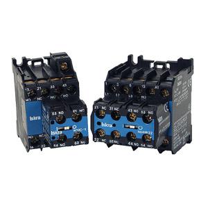 اجزاء من دارات التحكم (الكونتاكتورات ضواغط تشغيل وايقاف ريليات ولوحات) 221033462