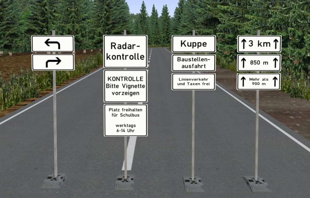 Additional Traffic Signs 1.0.1 - Update verfügbar. Fadc9755b4a1453f8850e1bbb60ff8945f711bd5bb78363f306df0bfecb4acec6g