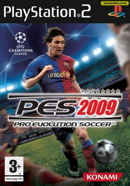 Pro Evolution Soccer 2009 [PAL] 1123767