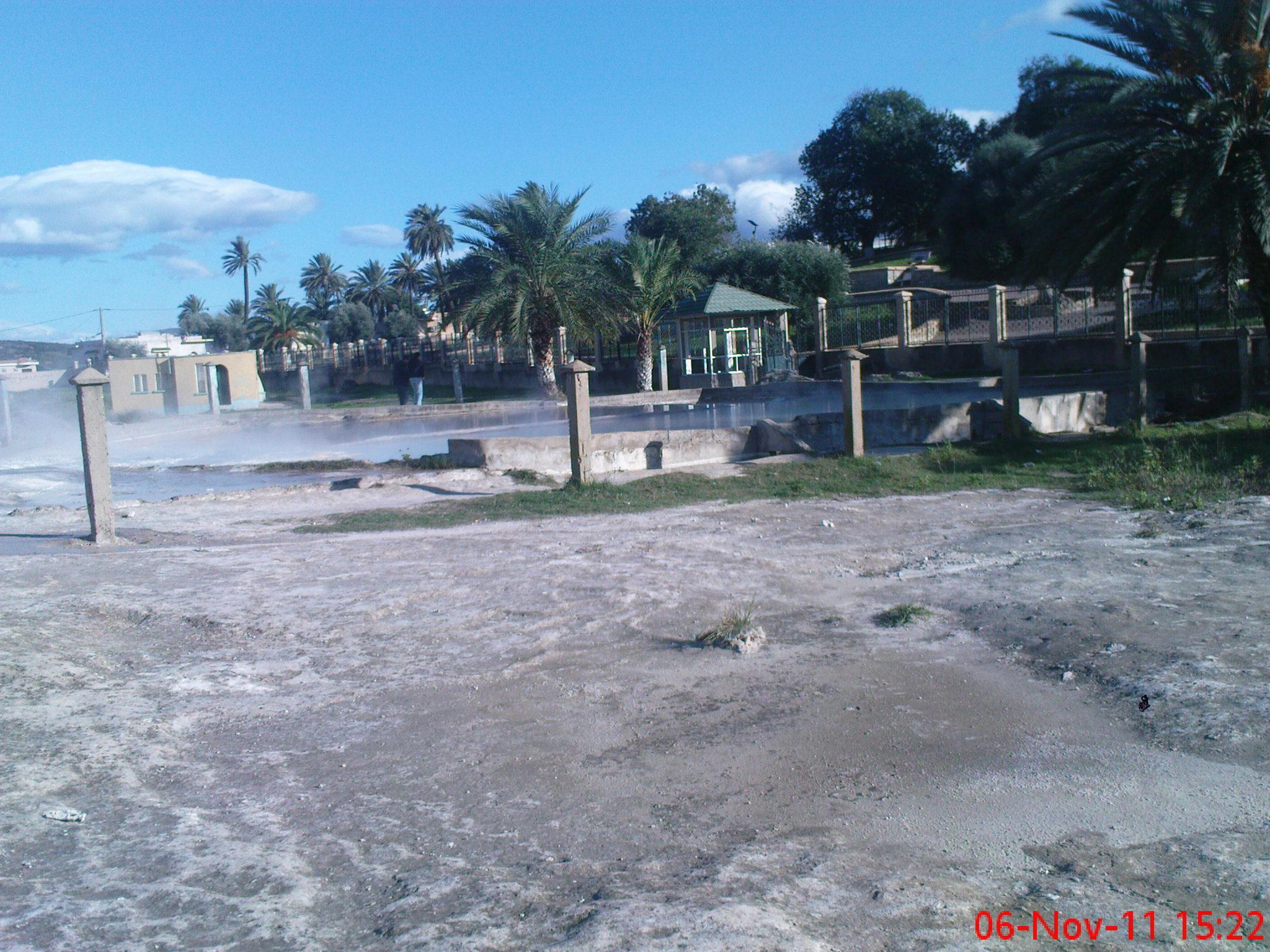 صور حصرية من حمام الشلالة حمام دباغ 938220561