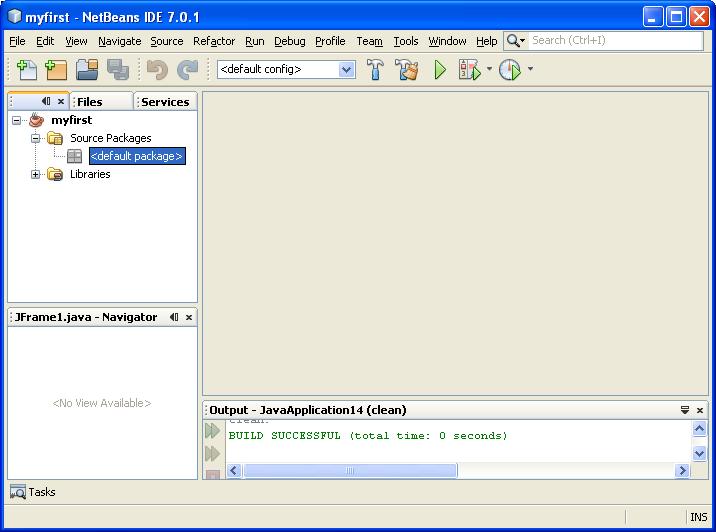 [Java] دروة الجافا الرسومية بإستخدام NetBeans ....الدرس (8 ) التعامل مع العناصر الرسومية (النوافذ و الاطارات Farme )! 168928219