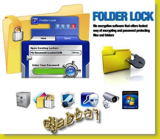 برنامج لقفل الملفات  Folder Lock 7.1.5 Final 927606005
