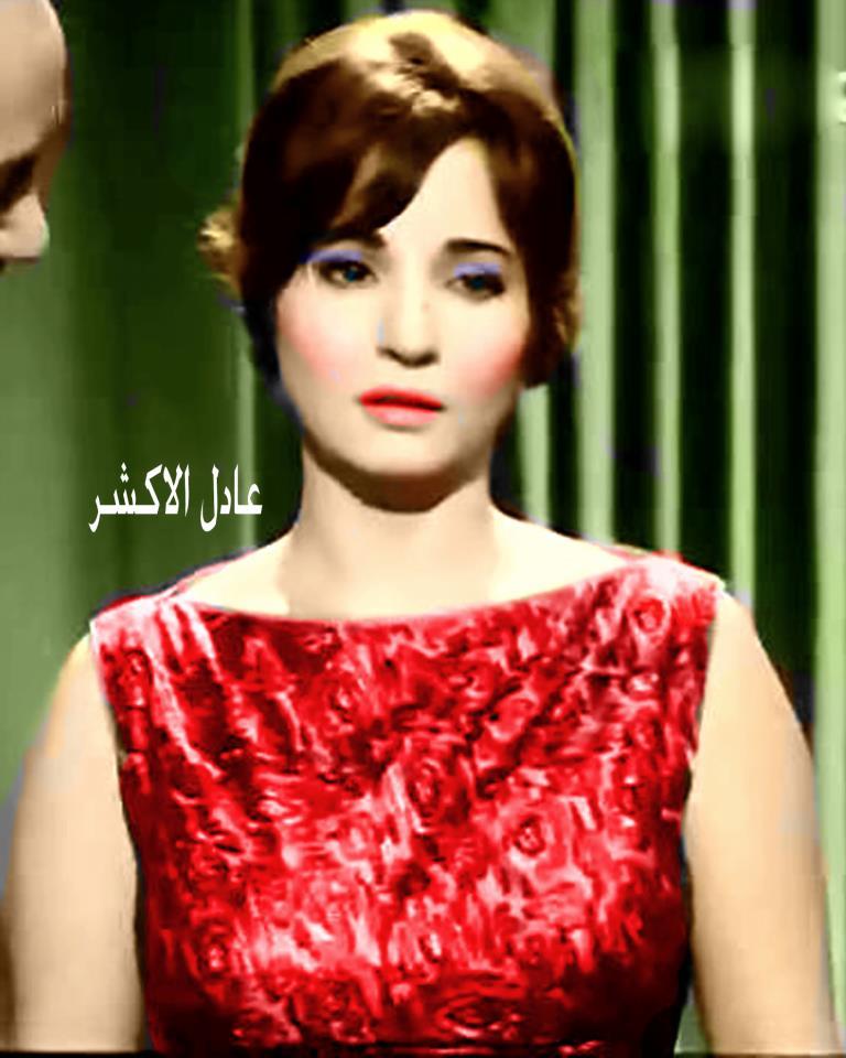 صور الفنانة شادية زمااااااااااان بالوان عادل الاكشر  241517197