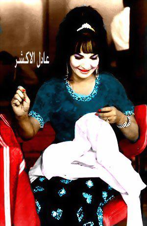 صور الفنانة شادية زمااااااااااان بالوان عادل الاكشر  582927128