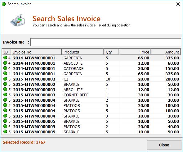 نظام مبيعات و مخازن مفتوح المصدر Point Of Sales & Inventory System 532387188
