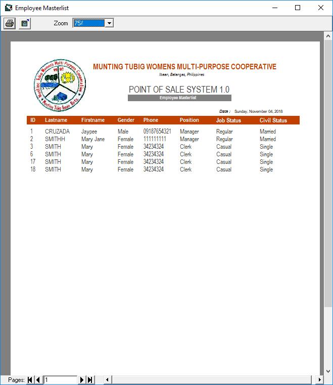 نظام مبيعات و مخازن مفتوح المصدر Point Of Sales & Inventory System 761160196