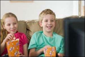 التلفزيون يمكن ان يسبب ضررا كبيرا للاطفال 227