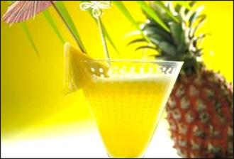 مشروبات صيفية بالصور Juice-pineapple
