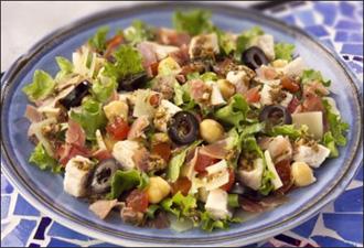 اكلات تركيه Turkey-salad