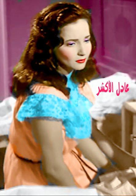 صور الفنانة شادية زمااااااااااان بالوان عادل الاكشر  - صفحة 6 295938997