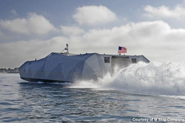 اختبار جديد لشبح البحار الامريكي M80 Stiletto 279345272