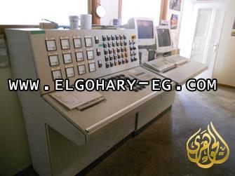 لوحة التحكم لمصنع اعلاف25 طن ساعة 338612174