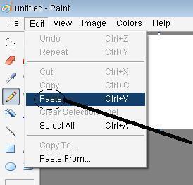 ♣▐◄ صور ايـ صوره من علي الكمبيوتر بدون برامج من خلال الرسام paint والشـــــرح المصور ♣▐◄ 395663335