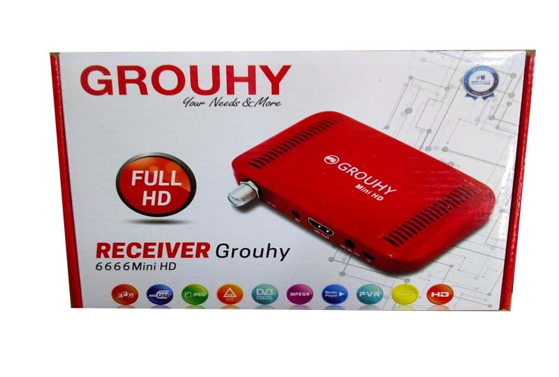 الاصدار 12260 لموديلات GROUHY-6666 - HelyoTech- ومفاجئة الباقة الحمراء O.S.N وايضا باقة البين اسبورت 800215378