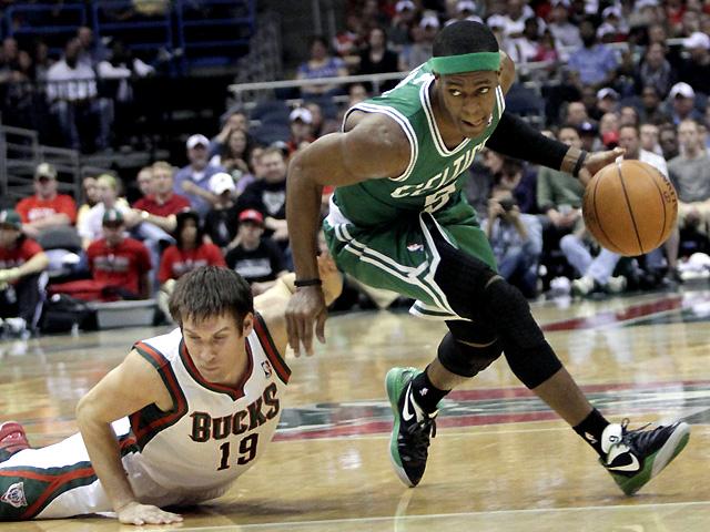 Rondo could return by start of season - Boston GM ZZZ_032312_sports