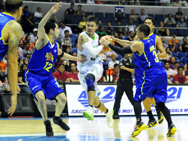 Amidst trade rumors, Gary David is focused on playing for country KC_5672