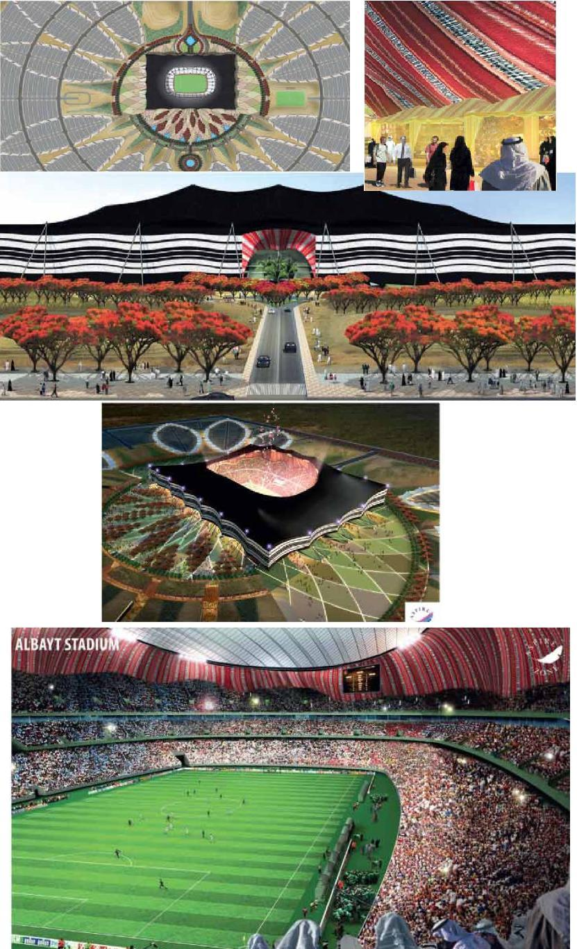 قطر 2022 تكشف عن تصاميم خرافية للملاعب الجديدة 461107183