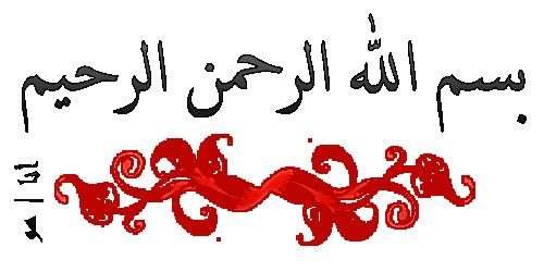 بسم الله الرحمن الرحيم 734090335