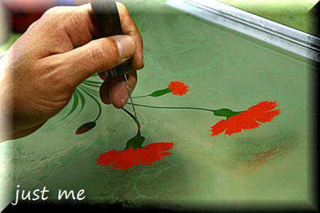 فن الرسم على الماء!! 491832831