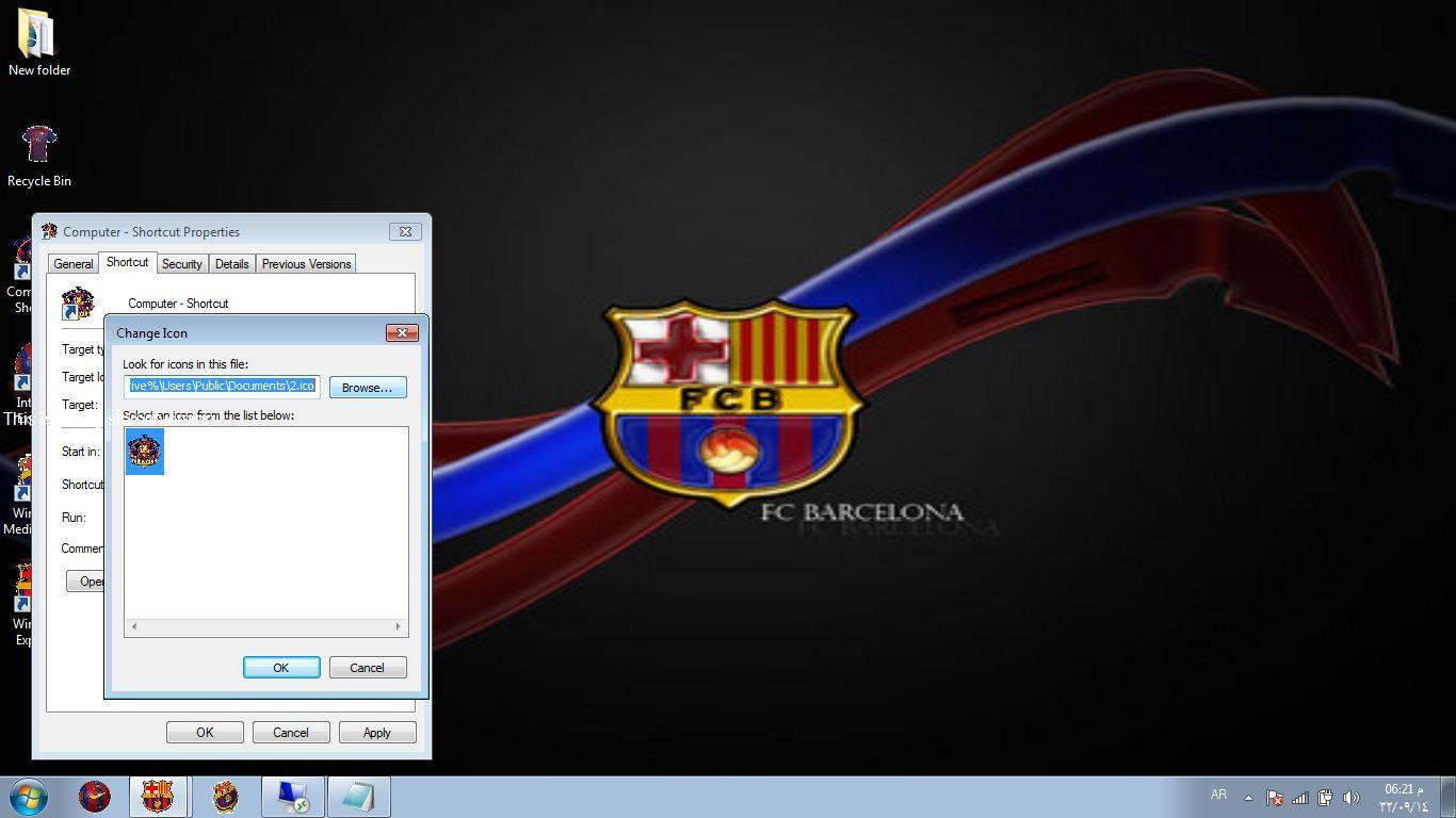 لكل عشاق الفريق الكتلوني نسخة barcelona windows 7 بحجم 2 جيجا وعلى اكثر من سيرفر. 493957880