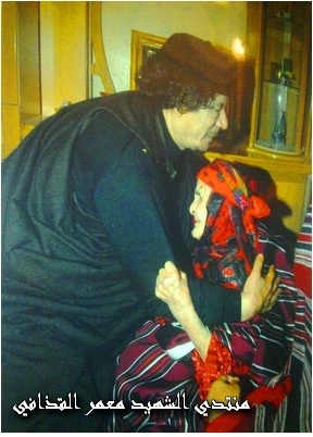 صور نادر للقائد  معمر القذافي حصرية 906058684