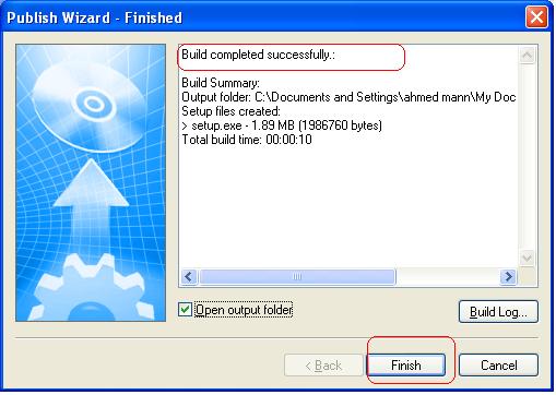 كيفية تحزيم برنامج بأستخدام برنامج Setup Factory مع شرح وضع سيريال نمر لبرنامجك ؟ 363669454
