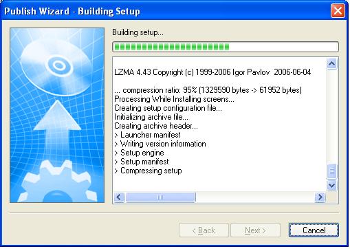 كيفية تحزيم برنامج بأستخدام برنامج Setup Factory مع شرح وضع سيريال نمر لبرنامجك ؟ 743497664