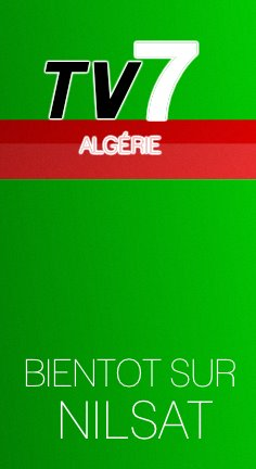 """TV7 Algérie """"قريباً"""" 773054986"""