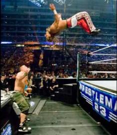 """المفاجة الخامسة حصريا هنا فقط : """" جميع آلمبآريآت آلتى جمعت Shawn Michaels و John Cena كفريق وخصوم """"     632020708"""