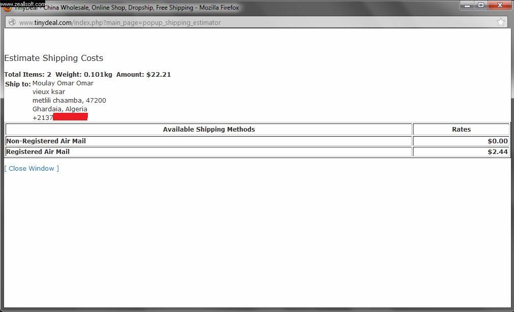 خدمة شراء السلع حصريا من مواقع التسوق العالمية  832101658