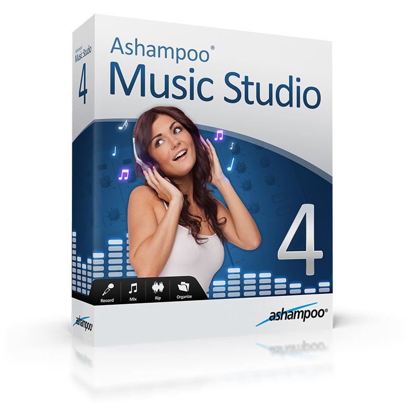 عملاق تحرير الصوتيات Ashampoo Music studio 4 v4.0.5.9 build 0530 with Key بحجم 37 ميغا و بلينكات 562226004