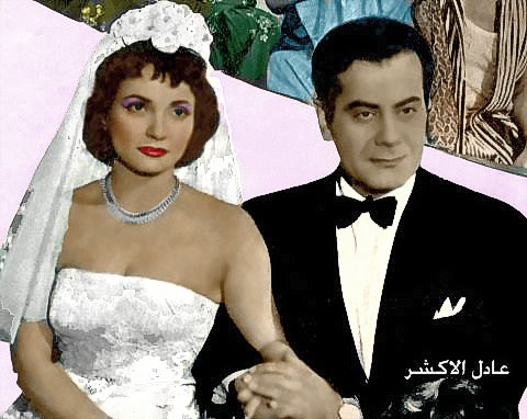 صور الفنانة شادية زمااااااااااان بالوان عادل الاكشر  - صفحة 2 275471588
